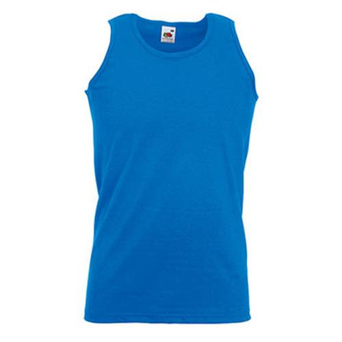 Fruit of the loom férfi atléta - trikó - kék
