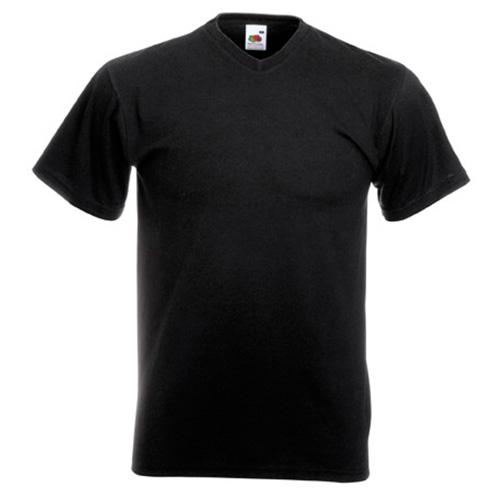FOL Valueweight T férfi v-nyakú póló