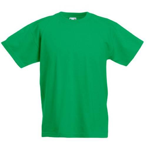 Kisfiú póló nyomtatással a Fruit of the loom legnépszerűbb termékére