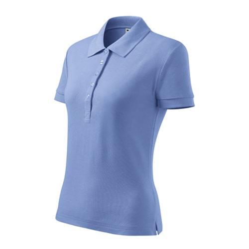 Adler Cotton 213 - Galléros női póló